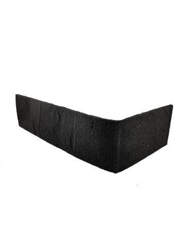 Narożnik cegły classic czarny