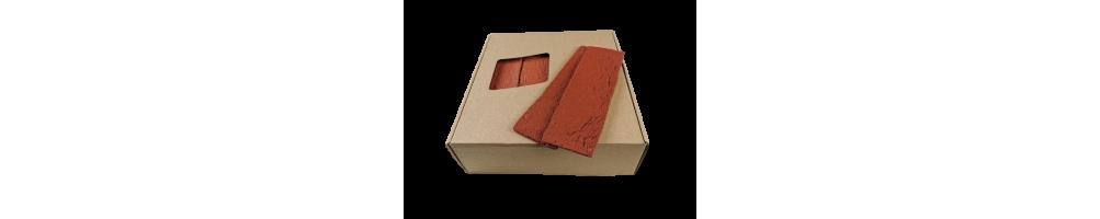 Cegła elastyczna retro, doskonała imitacja płytek z prawdziwej cegły